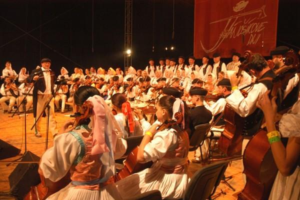 Jánošíkove dni 2012 - program