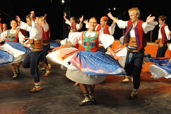 Jánošíkove dni 2011 - program
